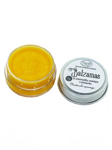 Protective balms for nose. 2