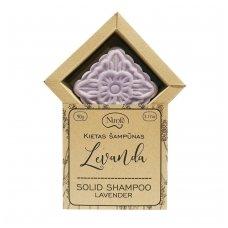Kietas šampūnas LEVANDA