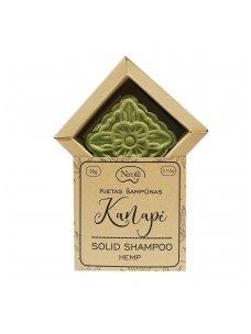 Solid shampoo Hemp.