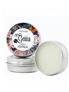 Solid perfume. Geisa