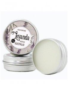 Solid perfume. Lavender.