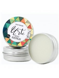 Solid perfume. Utre