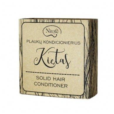 Kietas plaukų kondicionierius