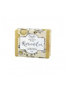 Natural soap. Camomile.