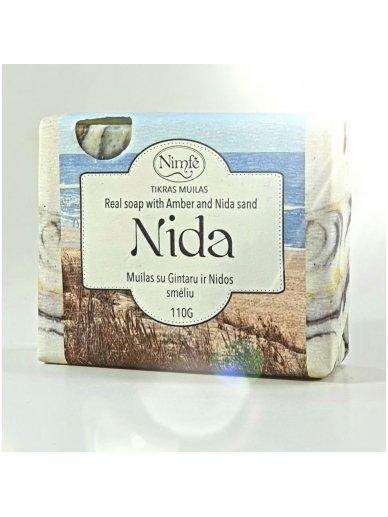 Natural soap. Nida 2