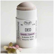 Natūralus dezodorantas Levanda