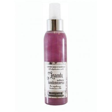 Purškiamas LEVANDŲ kondicionierius plaukams su vitaminu B5