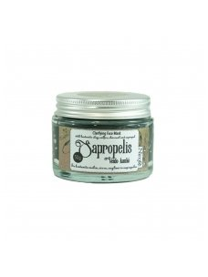 Face mask for problematic skin. Sapropel