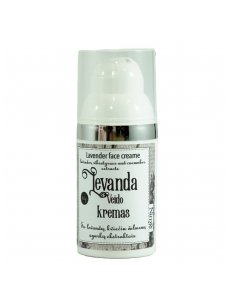 Face cream Lavender